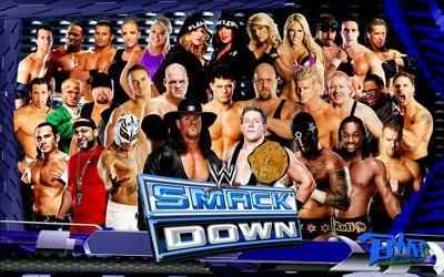 Wwe Smackdown 17-04-15 DVB-S ITA MP3 Avi