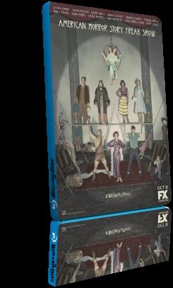 American Horror Story - Stagione 4 (2014) (9/13) WEB-DLMux ITA ENG MP3 Avi