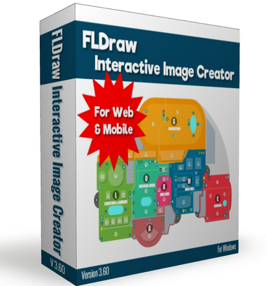 FLDraw Interactive Image Creator 3.50 Build 16 - ENG