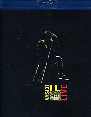 Vasco Rossi - Il Mondo Che Vorrei Live (2009) Full BluRay 1.1   AVC - DTS ITA 5.1- LPCM 5.1