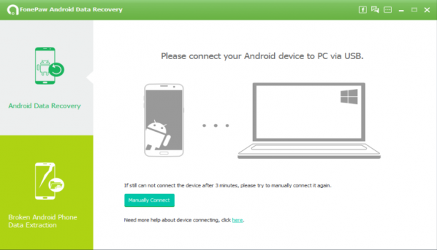 FonePaw Android Data Recovery 3.1.0 - ENG