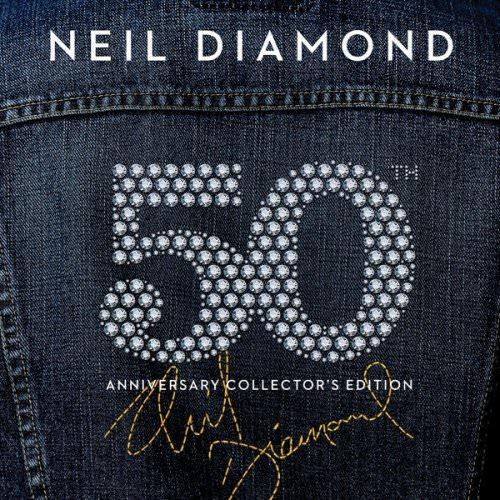 Neil Diamond – 50th Anniversary Collector's Edition (6CD) (2018) mp3 320 kbps