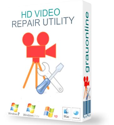 [PORTABLE] HD Video Repair Utility 3.1.0.0 Portable - ENG