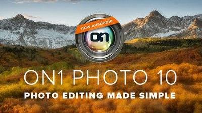 [MAC] ON1 Photo v10.5.2.3019 MacOSX - ENG