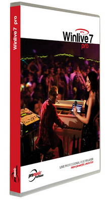 Pro Music Software WinLive Pro 7.0.10 - ITA