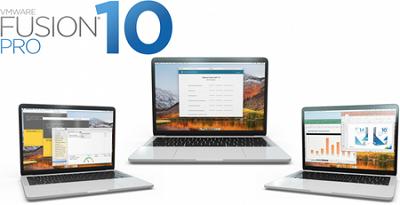 [MAC] VMware Fusion Professional v10.1.2-8502123 MacOSX - ITA