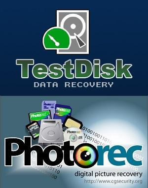[PORTABLE] TestDisk & PhotoRec 7.1-WIP Portable - ENG