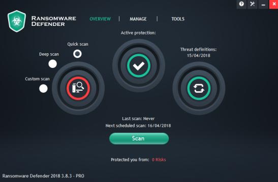 Ransomware Defender v4.1.9 - ENG