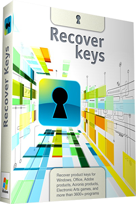 Recover Keys MSP License v11.0.4.233 - ITA