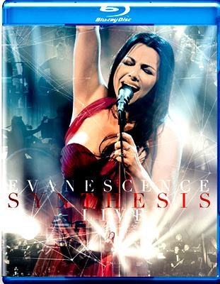 Evanescence  - Synthesis Live (2018) Full BluRay  1.1 AVC DTS-HD MA 5.1