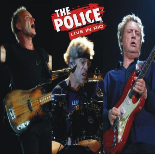The Police Live Live In Rio Maracana (Brazil) [2007.12.08] (2007) Mp3