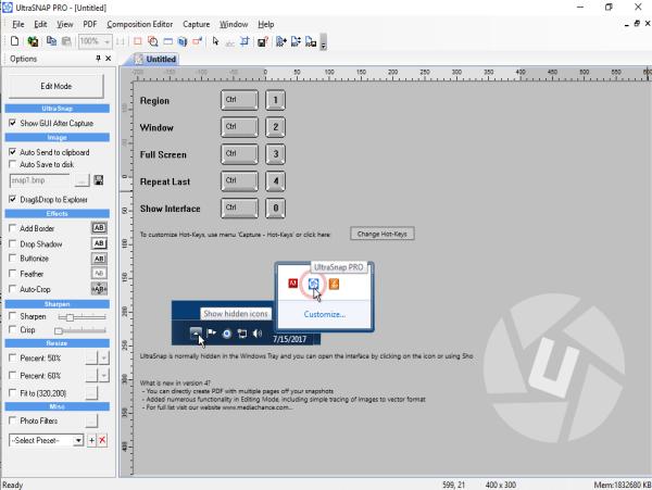 MediaChance UltraSnap PRO 4.8.3 - ENG