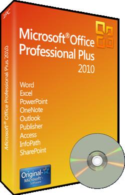 Microsoft Office 2010 Professional Plus Sp2 v14.0.7208.5000 AIO 2 In 1 - Giugno 2018 - Ita