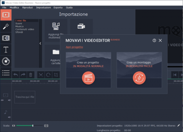 Movavi Video Editor Business 14.3.0 - ITA