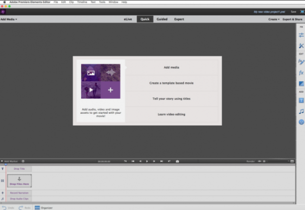 [MAC] Adobe Premiere Elements 2018 v16.0 MacOSX - ENG