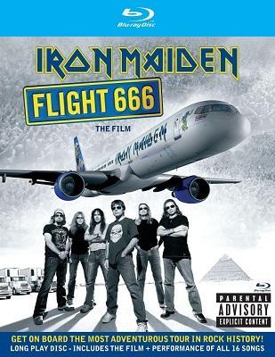 Iron maiden Flight 666 ( The film & the concert) (2008) mkv Bluray AVC 1080p * DTS-ENG