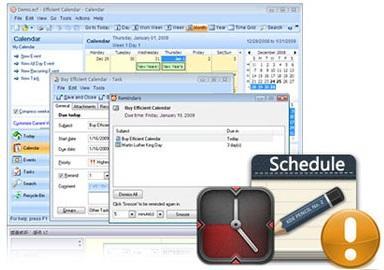 [PORTABLE] Efficient Reminder v5.50 build 539 Portable - ITA