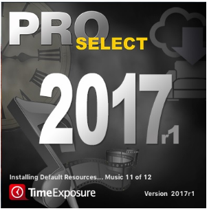 [MAC] TimeExposure ProSelect Pro 2017r1.12 MacOSX - ENG