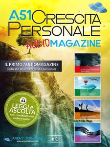 Area51 Crescita Personale Audiomagazine - gennaio 2018 - ITA