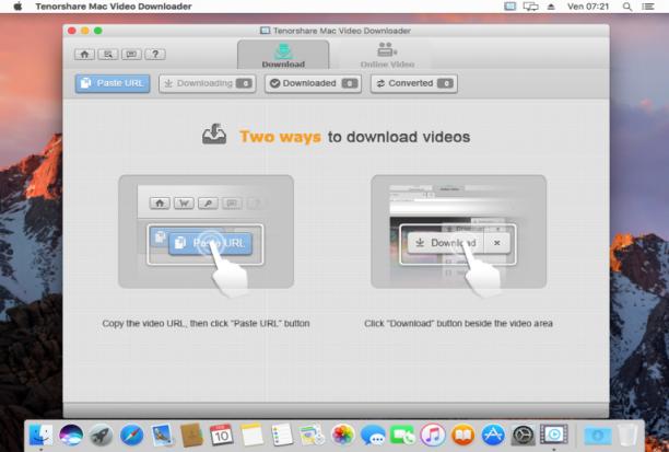 [MAC] Tenorshare Mac Video Downloader v1.2.0.0 MacOSX - ENG