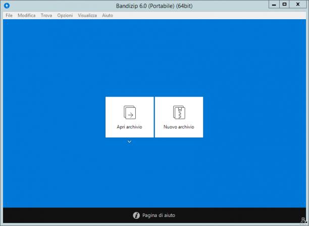 Bandizip 6.02 Build 21736 - ITA