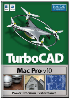 [MAC] IMSI TurboCAD Mac Pro v10.0.5 Build 1359 MacOSX - ENG