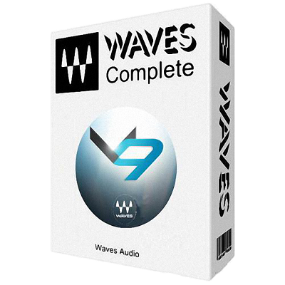 Waves Complete 9.6.44 DC 2017.03.14 - ENG