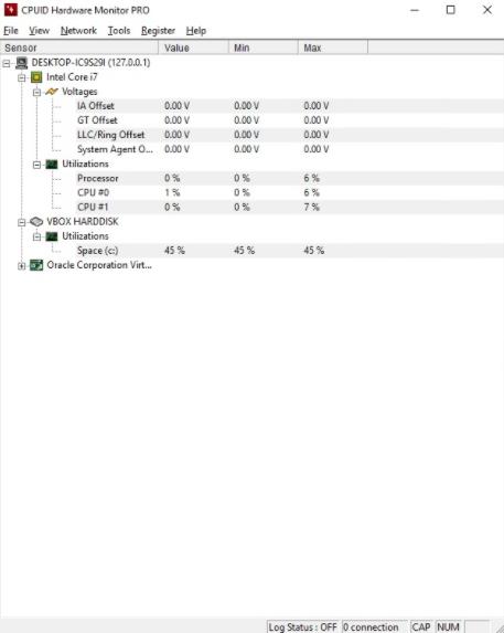 [PORTABLE] CPUID HWMonitor Pro 1.32 Portable - ENG