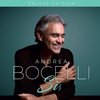 ANDREA BOCELLI - SÌ (DELUXE EDITION) ( FLAC LOSSLESS, 2018)