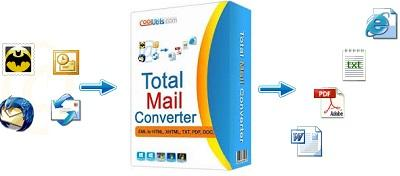 Coolutils Total Mail Converter 6.2.0.59 - ITA