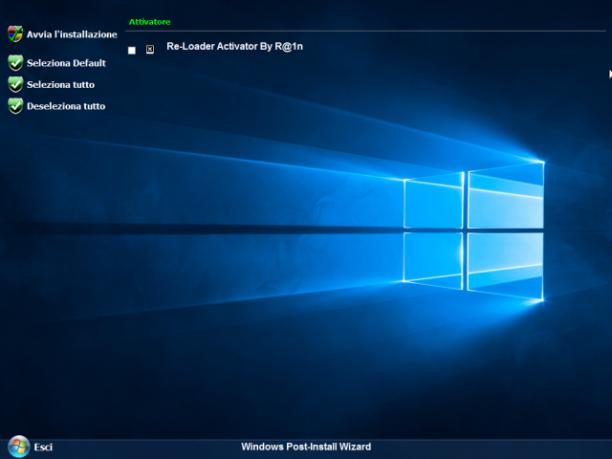 Microsoft Windows 10 Multiple Editions v1703 All-In-One - Luglio 2017 - ITA