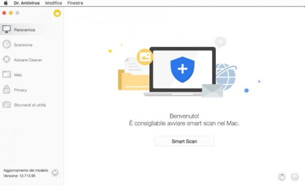 [MAC] Dr. Antivirus Pro 2.3.1 macOS- ITA