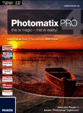 [MAC] HDRsoft Photomatix Pro 6.0 MacOSX - ENG