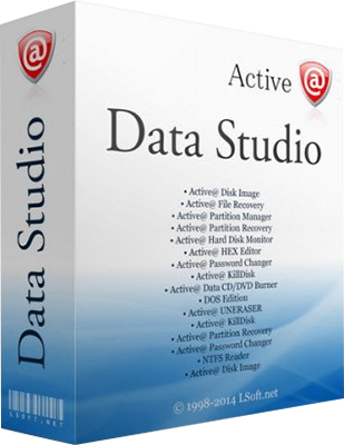 Active Data Studio v13.0.0.2 - ENG
