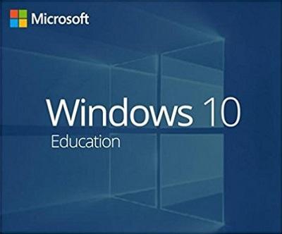 Microsoft Windows 10 Pro Education v1803 - Giugno 2018 - ITA