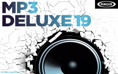 MAGIX MP3 Deluxe v19.0.1.48 - ITA