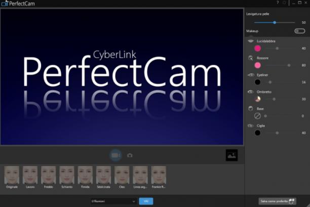CyberLink PerfectCam Premium 1.0.1326.0 - ITA