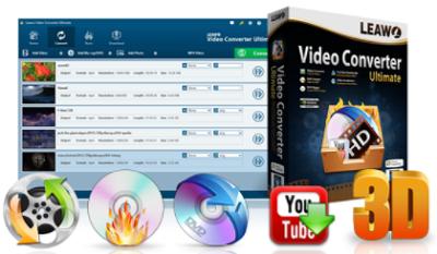 Leawo Video Converter Ultimate v7.9.0.0 - ENG