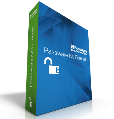 Passware Kit Forensic 2017.4.0 - ENG