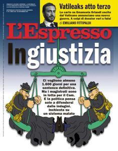 L'Espresso - 24 Settembre 2017 - ITA
