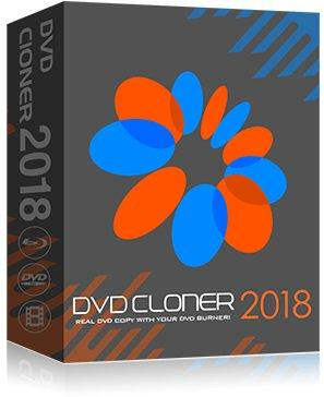 DVD-Cloner Gold / Platinum 2018 15.10 Build 1433  - ITA