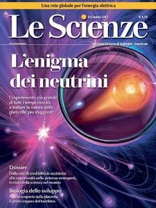 Le Scienze N.592 - Dicembre 2017 - ITA