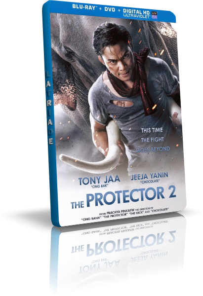 The Protector 2 (2013) Bluray Full 1:1 AVC Multi 20,6 Gb