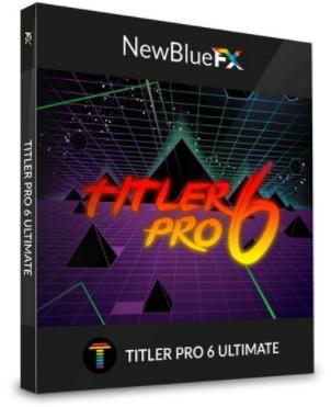 NewBlueFX Titler Pro Ultimate 6.0.171209 x64 - ENG