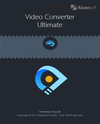 Aiseesoft Video Converter Ultimate v9.2.82 - Ita