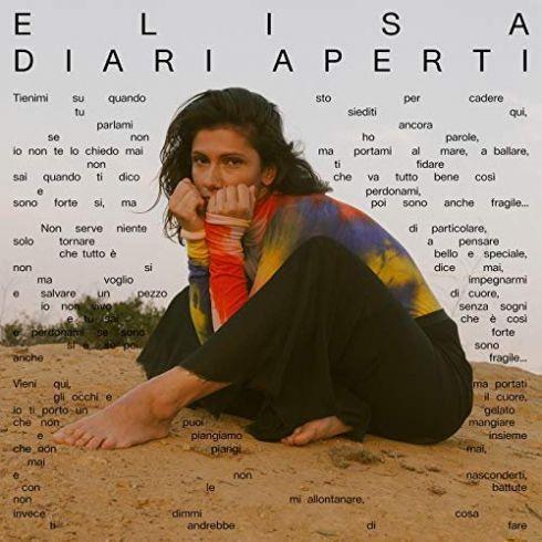 Elisa - Diari Aperti (2018) FLAC LOSSLESS