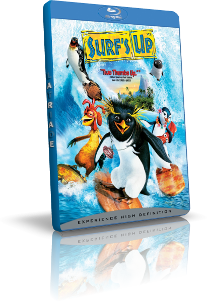 Surf's Up – I re delle onde (2007) Bluray Full 1:1 AVC Multi 42,9 Gb