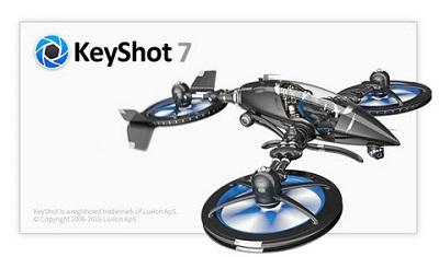 Luxion KeyShot Pro v7.3.40 x64 - ITA