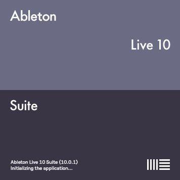 Ableton Live Suite v10.1.1 x64   Extras - ITA