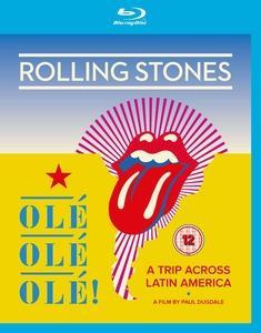 The Rolling Stones: Olé Olé Olé! A Trip Across Latin America (2017) Full Bluray 1.1- DTS HD MA